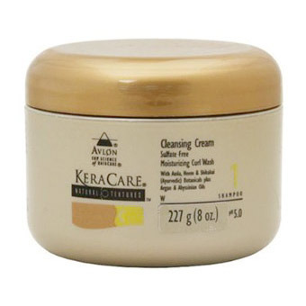 Natural Texture Cleansing Cream 8oz