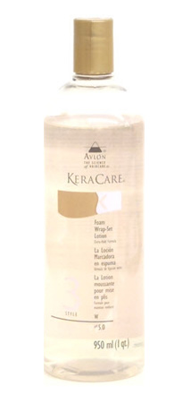 Foam Wrap-Set Lotion Extra Hold 32oz